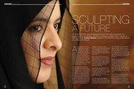 As an Emirati artist, Azza Al Qubaisi has found the ... - Go Dubai