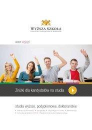 Wyższa Szkoła Finansów i Zarządzania w Warszawie