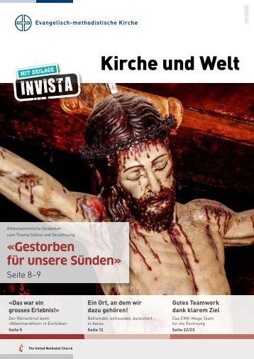 Kirche und Welt 5/2015