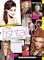 Make-up match - Outcast Hair