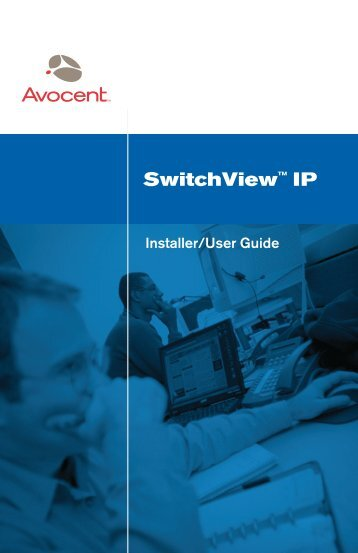 FinalSwitchViewIP User Guide - 42U.com