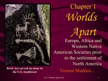 Chapter 1 World's Apart