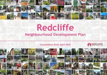 Redcliffe Neighbourhood Development Plan - Consultation Draft