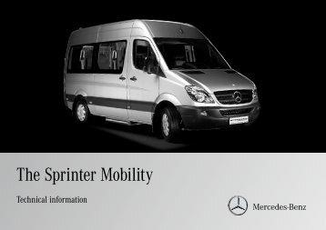 The Sprinter Mobility