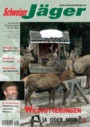 Montag 28. Dezember 2009 - Schweizer Jäger