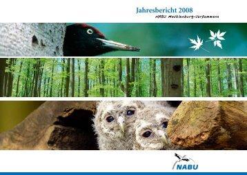 Jahresbericht 2008 - Berlin.NABU.de - Nabu