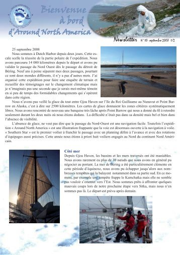 version .pdf de cette newsletter - 69 Nord