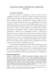 Pierre Sidon : Le discours universel comme refus ... - Lacan Quotidien