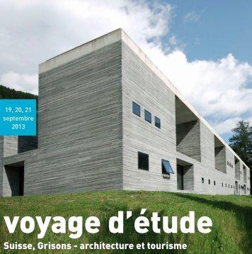 voyage d'étude - Bourgogne Bâtiment Durable