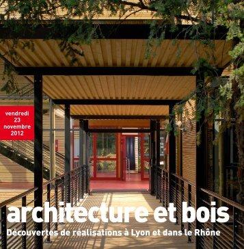 architecture et bois - FIB74
