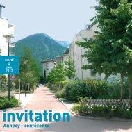invitation - CAUE Haute-Savoie