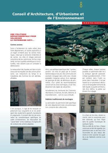 Télécharger - CAUE Haute-Savoie