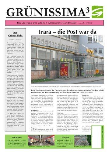 Drogen in Wien Mitte – was tun? - Die Grünen Landstrasse
