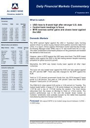 4 Sept 2013 - Alliance Bank Malaysia Berhad