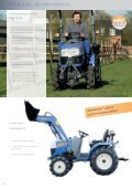 ISEKI TM 3185 Kleintraktor - Seite 2