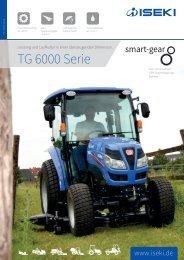 ISEKI Traktoren TG 6000