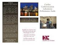 Cardiac Catheterization Laboratory Performance Audit - Health Care ...