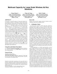 Multicast Capacity for Large Scale Wireless Ad Hoc Networks