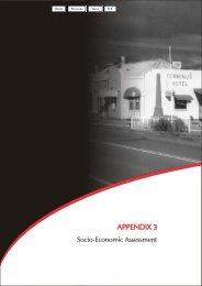 Appendix 3 - Socio-Economic Assessment - Holcim