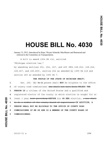 house bill no 4710 As introduced 130th general assembly regular session h b no 173  to amend sections 471001 and 471003 and to enact  provides bill-paying services if the .