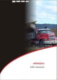 Appendix 6 - Traffic Assessment - Holcim