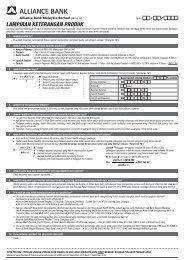 20130909 PDS-CashFirst PL_v1 - Alliance Bank Malaysia Berhad