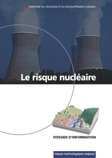 Le risque nucléaire - Catalogue - Prim.net