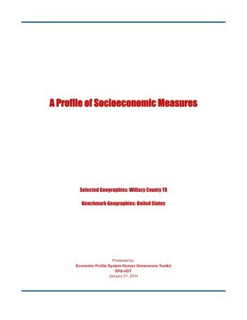 48489 - Willacy County TX Measures - Headwaters Economics