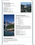 Spotlight On Banff Lake Louise - July 2009 - Anderson Vacations - Page 3