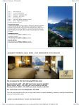 Spotlight On Banff Lake Louise - July 2009 - Anderson Vacations - Page 4