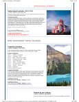 Spotlight On Banff Lake Louise - July 2009 - Anderson Vacations - Page 7