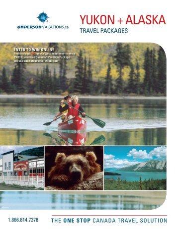 YUKON + ALASKA - Anderson Vacations
