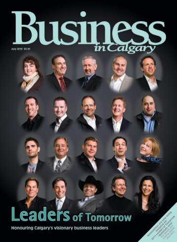 Business in Calgary - Anderson Vacations