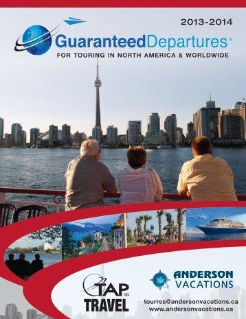 Download PDF - Anderson Vacations