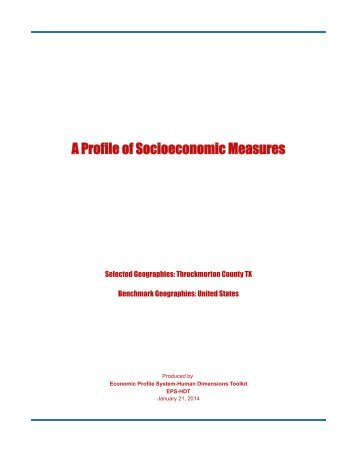 48447 - Throckmorton County TX Measures - Headwaters Economics