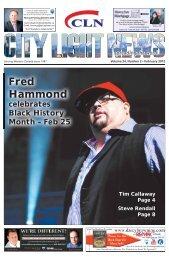 Fred Hammond - City Light News