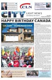 CLN July 2011 - City Light News