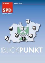Blick Punkt 01/2008 Download Hier - SPD Langwedel/Etelsen