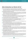 Aktives Alter – solidarische Vorsorge. - SPD-Ortsverein Langwedel ... - Seite 7