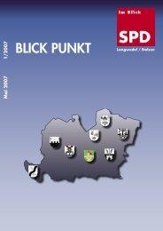 Blick Punkt 01/2007 Download Hier - SPD-Ortsverein Langwedel ...