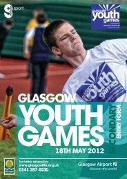 entry form - Glasgow Life