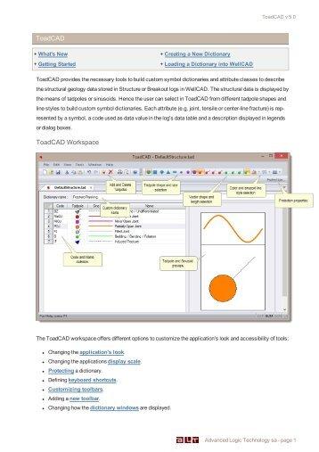 ToadCAD - Advanced Logic Technology