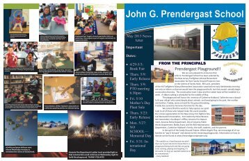 May Newsletter - Ansonia Public Schools