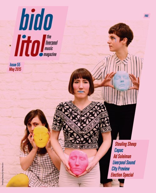Issue 55 / May 2015
