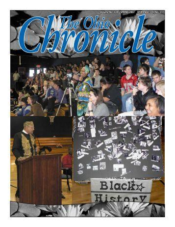 The Ohio Chronicle - Ohio School for the Deaf