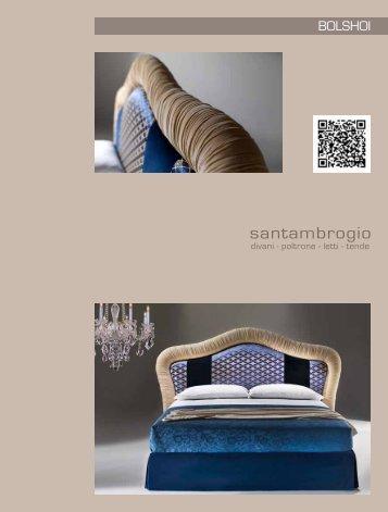 Catalogo Vendita Letti Santambrogio