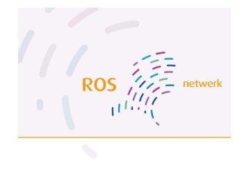 ROS-netwerk R&D agenda – presentatie Ledenbijeenkomst LVG