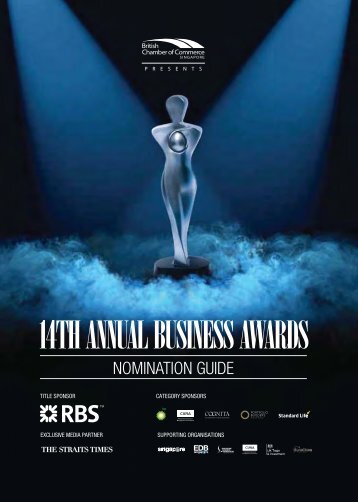 2013 NOMINATION GUIDE email - British Chamber of Commerce ...