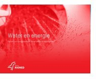 Water en energie - Stichting RIONED