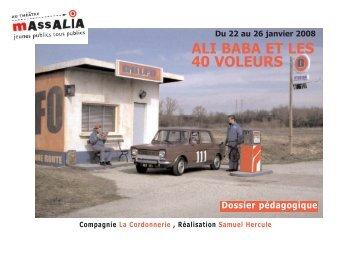 ali baba et les 40 voleurs pdf